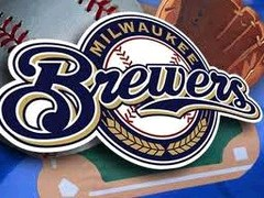 Brewers at Miller Park