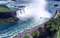 Canadian View of Niagara Falls 2