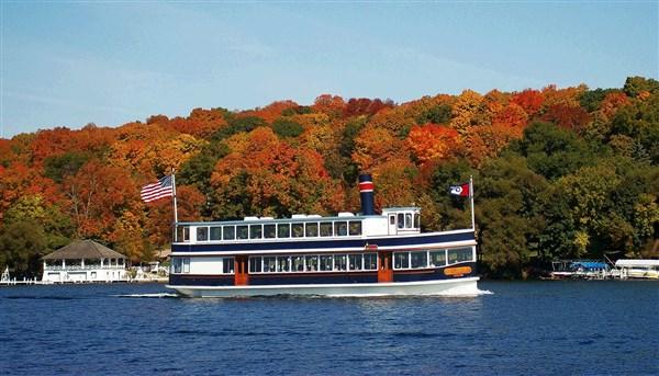 Lake Geneva Lunch Cruise