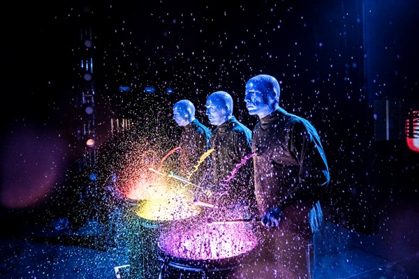 Blue Man Group 2020