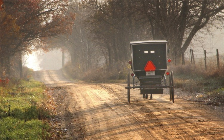 An Amish Adventure