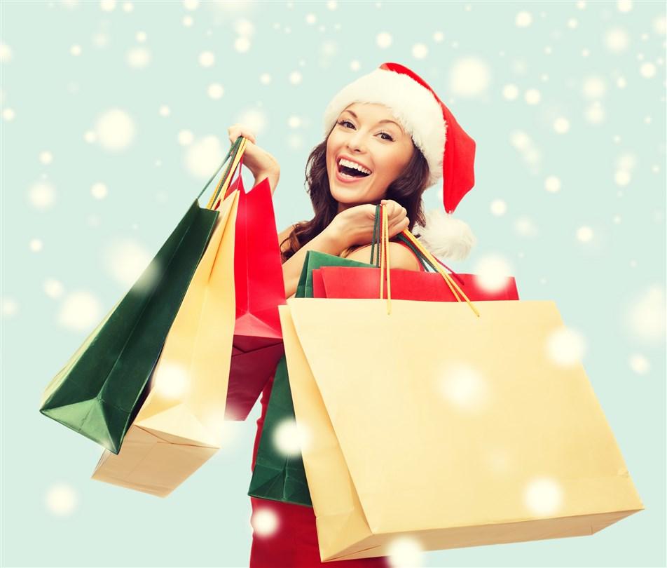 Holiday Shopping at Gurnee Mills
