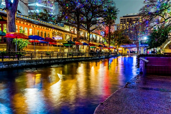 San Antonio Christmas 2021