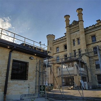 Joliet Prison Tour and The Jacob Henry Mansion