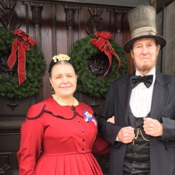 Lincoln Victorian Christmas at JHM