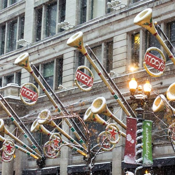 New Christmas in Chicago