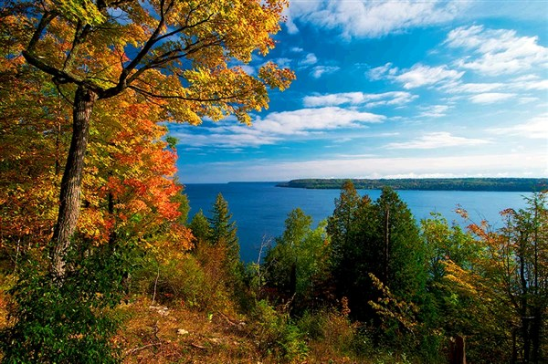 Autumn in Door County