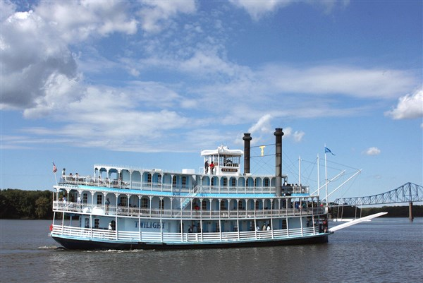 Mississippi Riverboat Fun