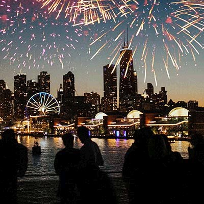 Spirit Fireworks Cruise